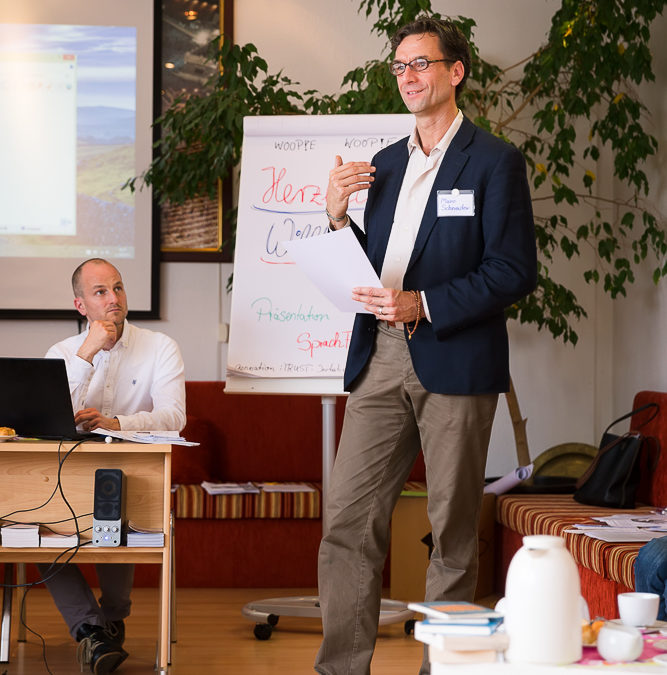 Workshop für DaZ Lernbegleiter-/LehrerInnen: Neue Lernkultur – Einstellungen und Methoden